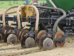 Liquid manure application